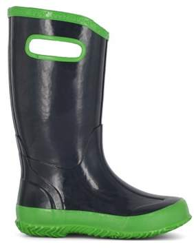 Bogs Kids' Solid Waterproof Rain Boot Toddler/Pre/Grade School