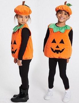 Marks and Spencer Kids' Pumpkin Fancy Dress