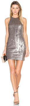Halston Sequined Dress