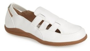 SoftWalk Women's 'Hampton' Leather Strap Loafer