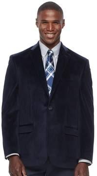 Chaps Men's Classic-Fit Velvet Stretch Sport Coat