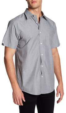 Ben Sherman Mini Dot Print Regular Fit Shirt
