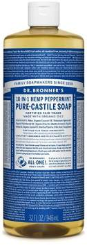Dr. Bronner's Pure Castile Soap - Peppermin - 32oz