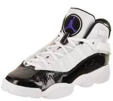 Jordan Nike Kids 6 Rings Bg Basketball Shoe.