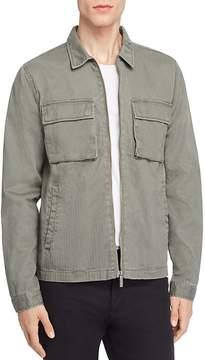 NATIVE YOUTH Lieutenant Herringbone Shirt Jacket