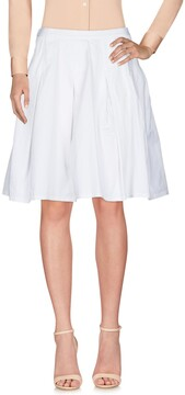 Ballantyne Knee length skirts