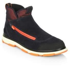 Swims Multicolored Layer Sneaker Boots