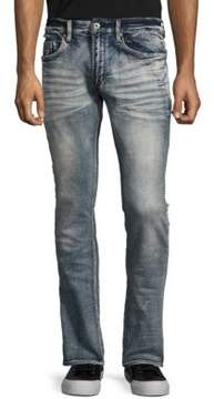 Buffalo David Bitton Whiskered Denim Pants