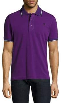 Bally Embroidered Polo Shirt