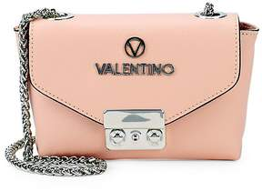 Mario Valentino Valentino by Women's Small Lola Leather Crossbody Bag
