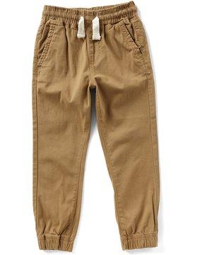 Lucky Brand Big Boys 8-20 Twill Jogger Pants