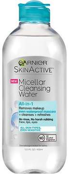 Garnier SkinActive Micellar Cleansing Water All-in-1 Cleanser+Waterproof Makeup Remover