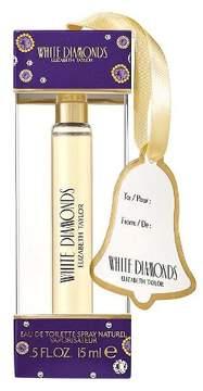 Elizabeth Taylor White Diamonds by Women's Eau De Toilette Stocking Stuffer - .5 floz