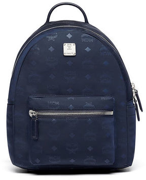 MCM Dieter Monogramed Canvas Backpack