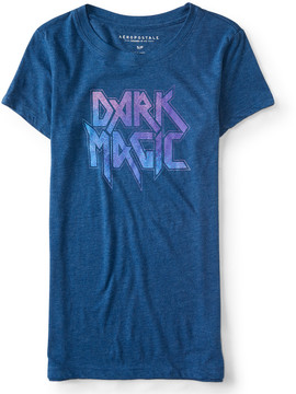 Aeropostale Dark Magic Graphic T