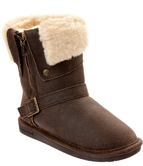 BearPaw Madison Suede Boot