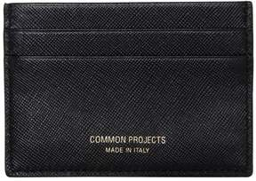 Common Projects Embossed Leather Card Holder