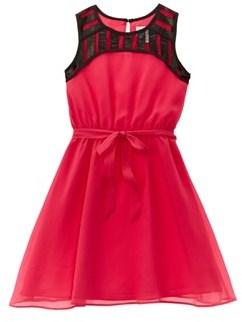Blush by Us Angels Girls' Pink Dress.
