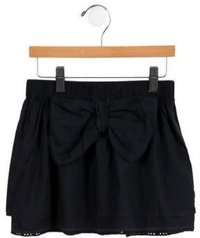 Ikks Girls' Casual Mini Skirt