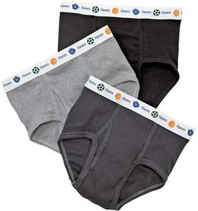 Hanes Boys Toddler Dyed Briefs 5-Pack TB90A5