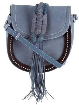 Altuzarra Ghianda Knot Small Saddle Bag