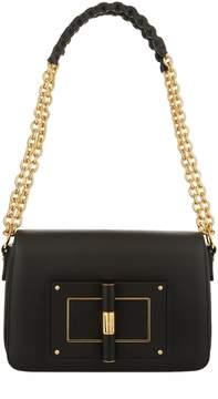 Tom Ford Medium Leather Natalia Shoulder Bag