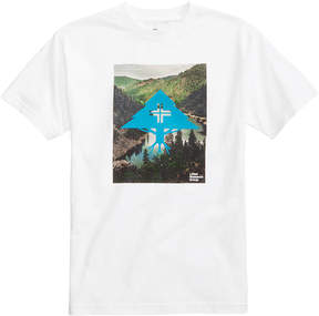 Lrg Men's TreeAndForest Graphic T-Shirt