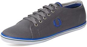Fred Perry Men's Kingston Twill Low Top Sneaker
