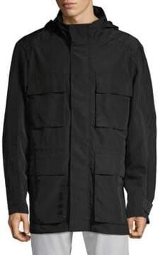 Andrew Marc Harbor Long-Sleeve Jacket