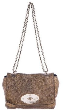 Mulberry Metallic Lily Shoulder Bag
