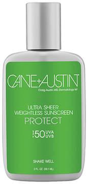 Ultra Sheer Sunscreen (SPF 50)