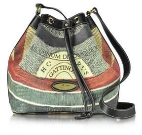 Gattinoni Women's Multicolor Pvc Shoulder Bag.