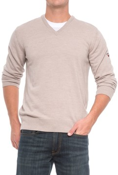 Dale of Norway Harald Sweater - Merino Wool, V-Neck (For Men)