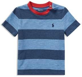 Ralph Lauren Boys' Jersey Striped Tee - Baby