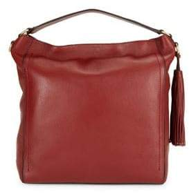 Cole Haan Cassidy Leather Bucket Bag
