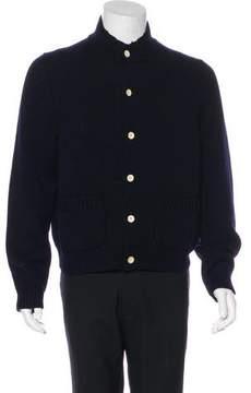Billy Reid Wool Knit Cardigan