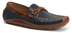 Trask Men's 'Drake' Leather Driving Shoe