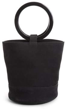 Simon Miller Bonsai Nubuck Bucket Bag - Black