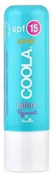Coola Suncare Liplux Vanilla Peppermint Sport Lip Treatment Spf 15