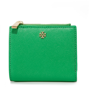Tory Burch Robinson Mini Wallet - COURT GREEN - STYLE