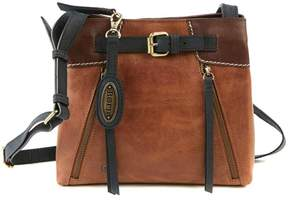 Børn Basin Leather Distressed Crossbody