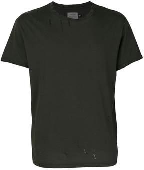 R 13 distressed T-shirt