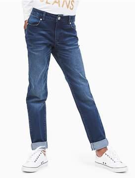 Calvin Klein Jeans Girls Boyfriend Fit Jeans