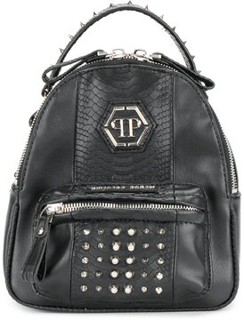 Philipp Plein small studded backpack