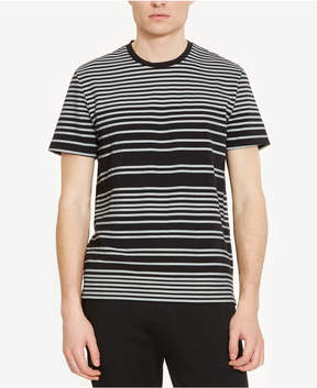 Kenneth Cole New York Men's Striped T-Shirt