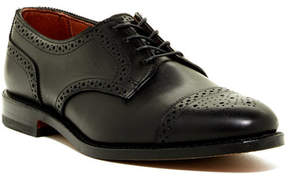 Allen Edmonds 6th Ave Semi Brogue Derby - Extra Wide Width Available