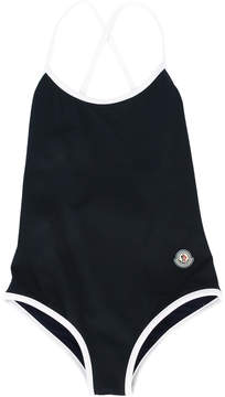 Moncler one piece swimsuit