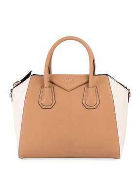 Givenchy Antigona Small Bicolor Satchel Bag