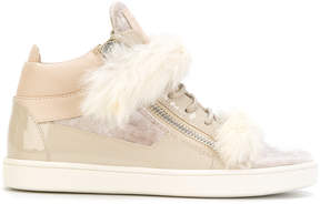 Giuseppe Zanotti Design Kriss Winter mid-top sneakers