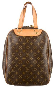 Louis Vuitton Monogram Excursion Shoe Bag